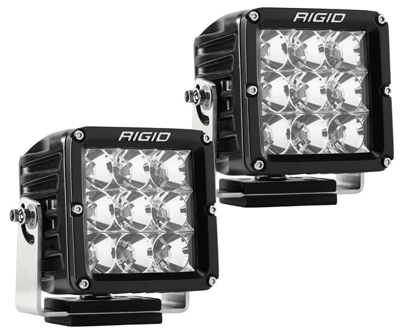 Rigid D-XL Pro Pod Flood LED Lights - 322113