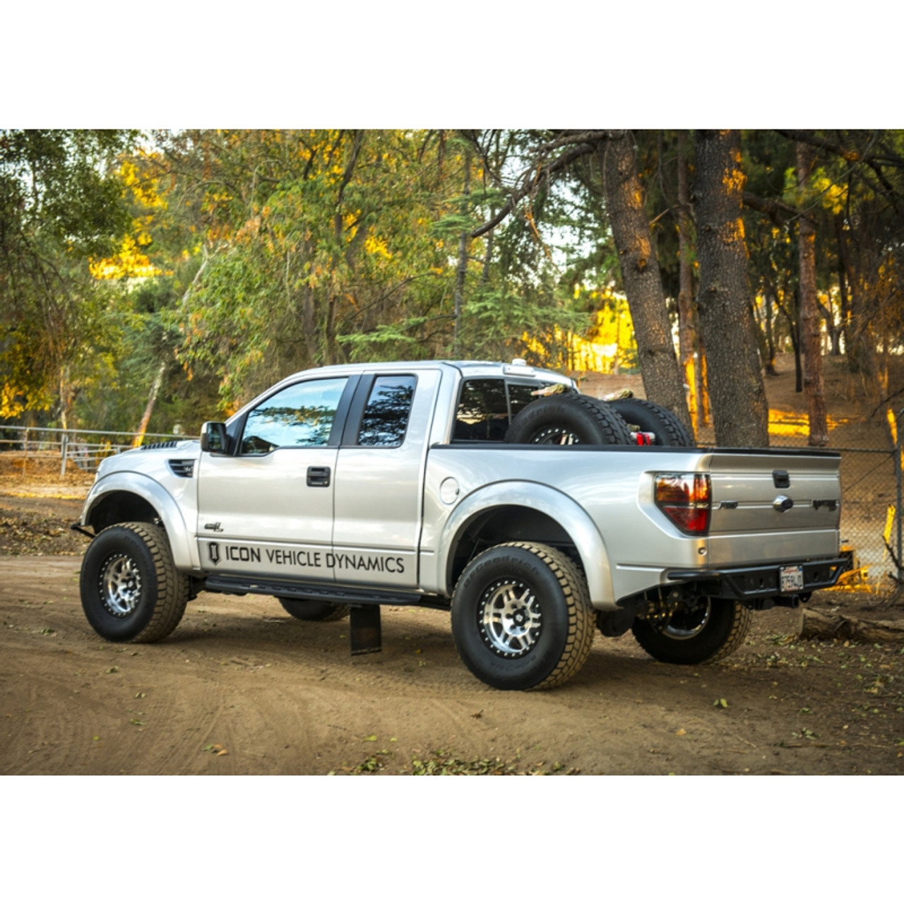 Icon Dynamics Stage 2 Performance 3.0 Suspension System for 10-14 Ford SVT Raptor - K93052