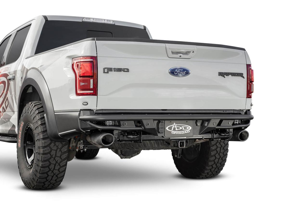 ADD Pro Bolt-On Rear Bumper For 17-20 Ford Raptor - R118571280103
