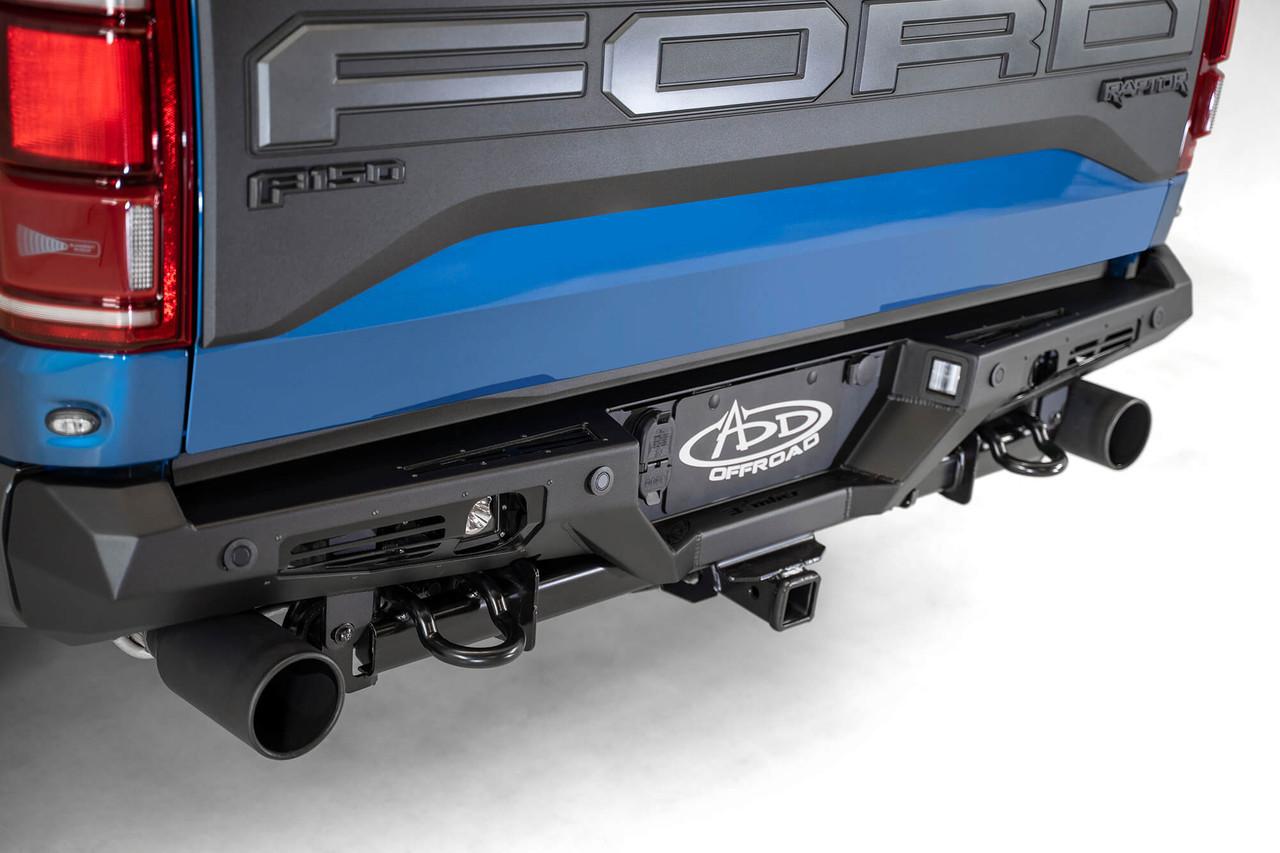 ADD Bomber Rear Bumper For 17-20 Ford Raptor - R110011370103