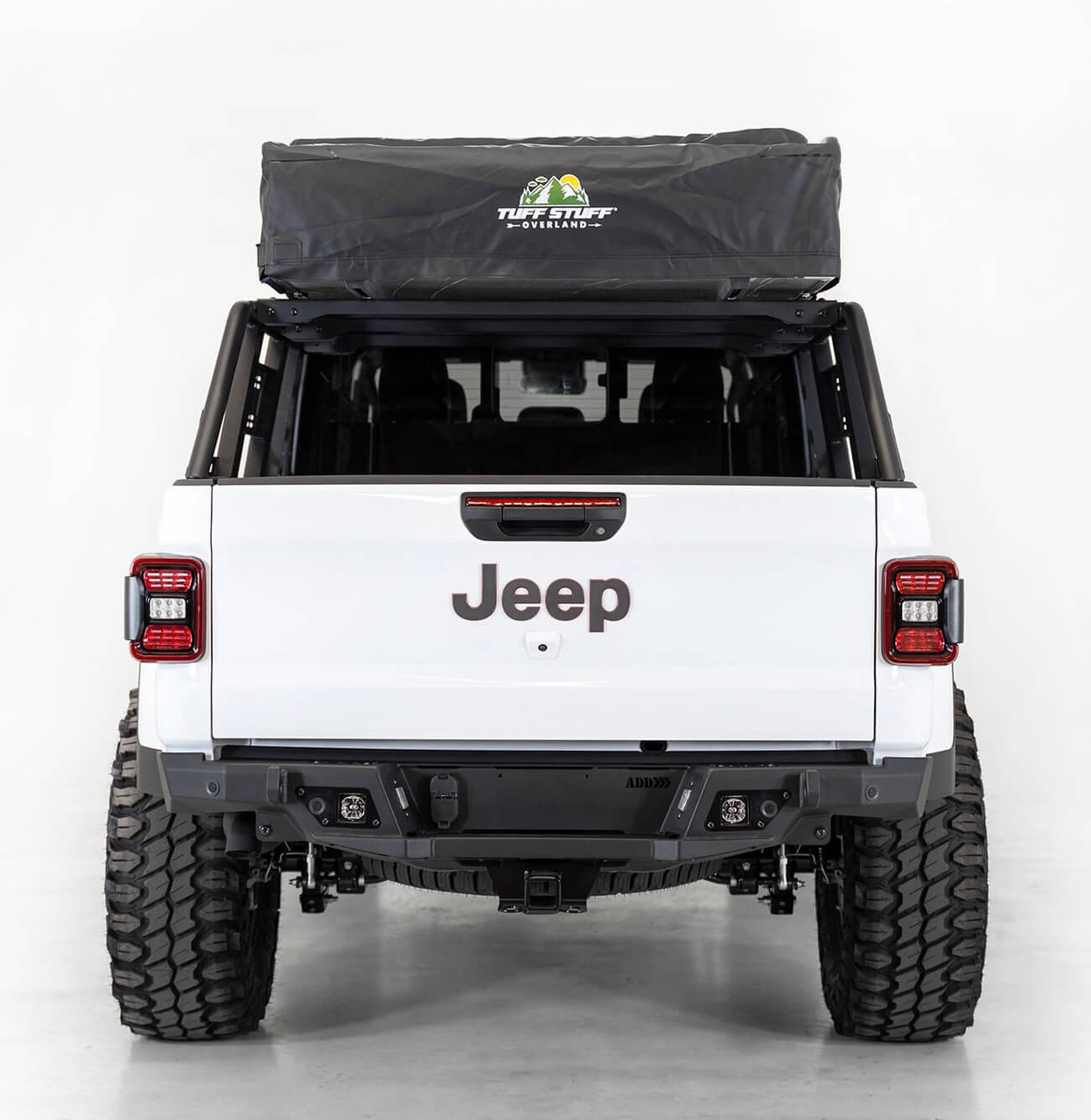 ADD Lander Overland Rack For 2020 Jeep Gladiator - C978832000103