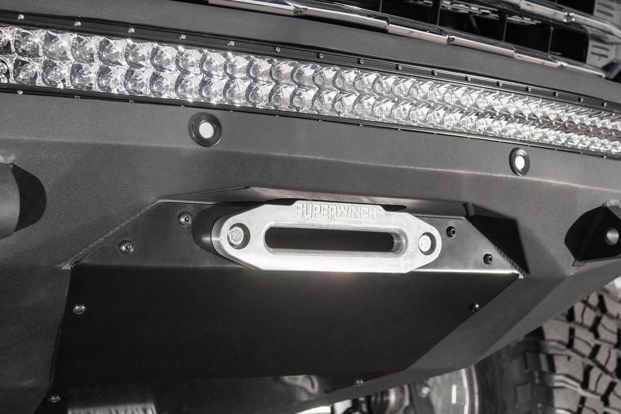 ADD Stealth Fighter Winch Front Bumper W/ Sensors For 19-20 Chevy Silverado 1500 - F441423030103