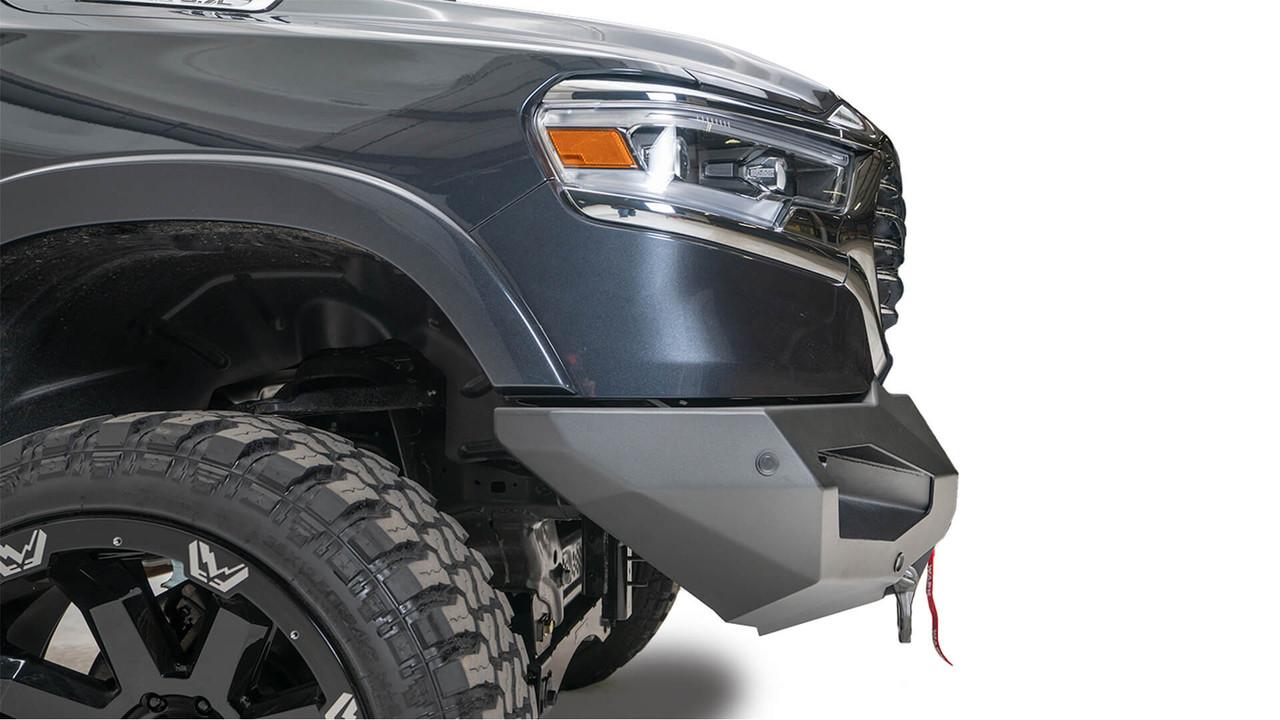Fab Fours Matrix Front Bumper For 2019 Ram 1500 - DR19-X4251-1