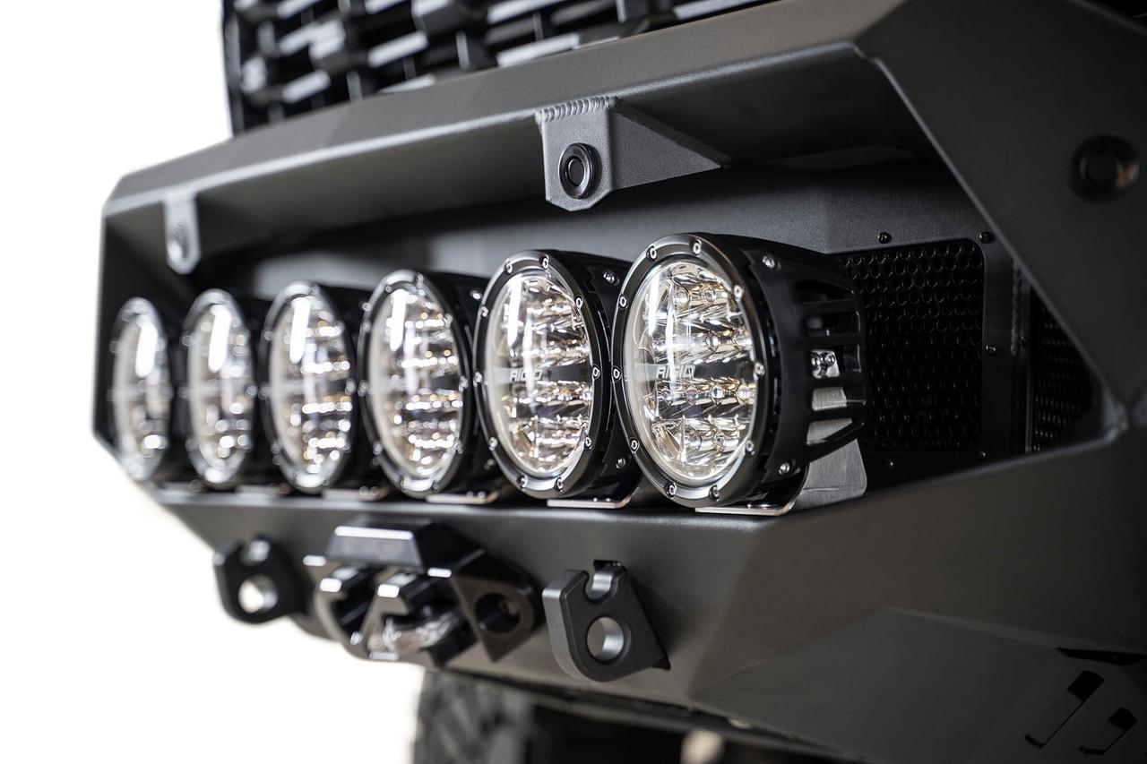 ADD Bomber HD Front Bumper For 20-21 Chevy Silverado 2500/3500 - F270043500103