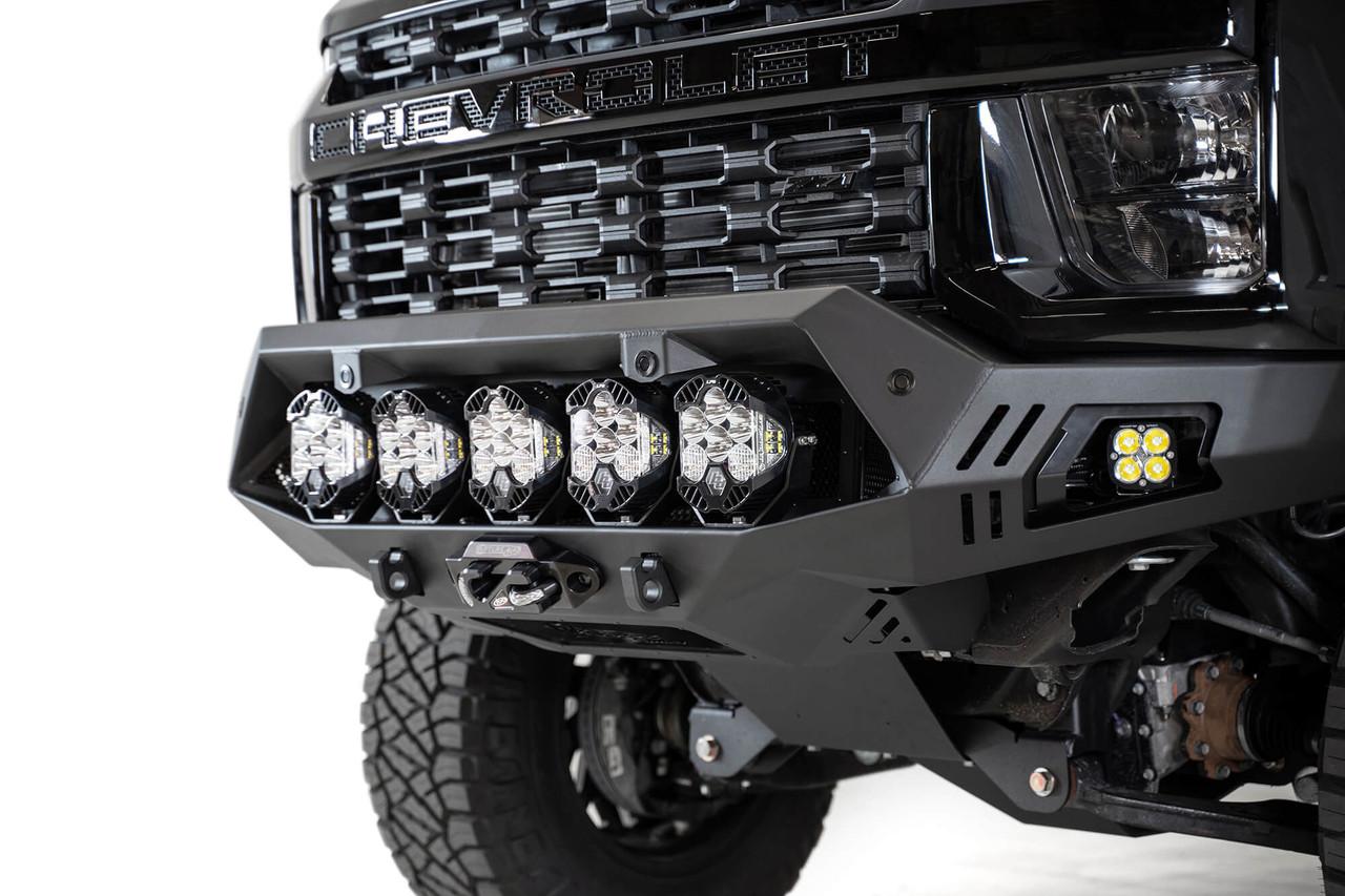 ADD Bomber HD Front Bumper For 2020 Chevy Silverado 2500 - F270043500103