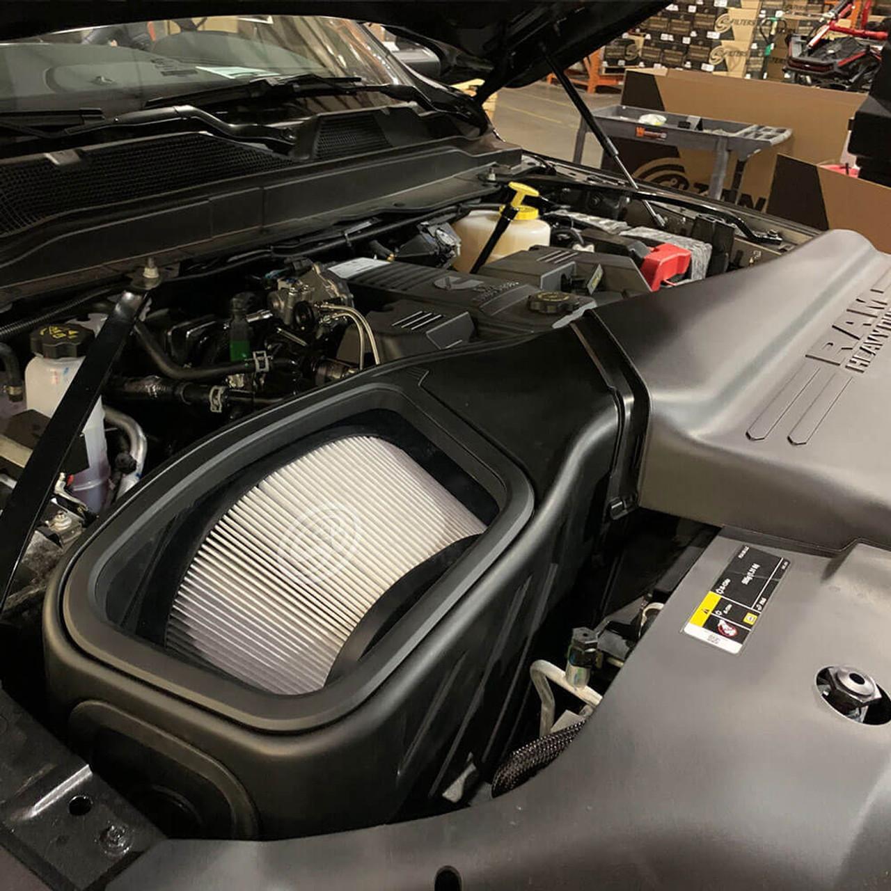 S&B 75-5132 Cold Air Intake For 19-20 Dodge Ram Cummins 6.7L