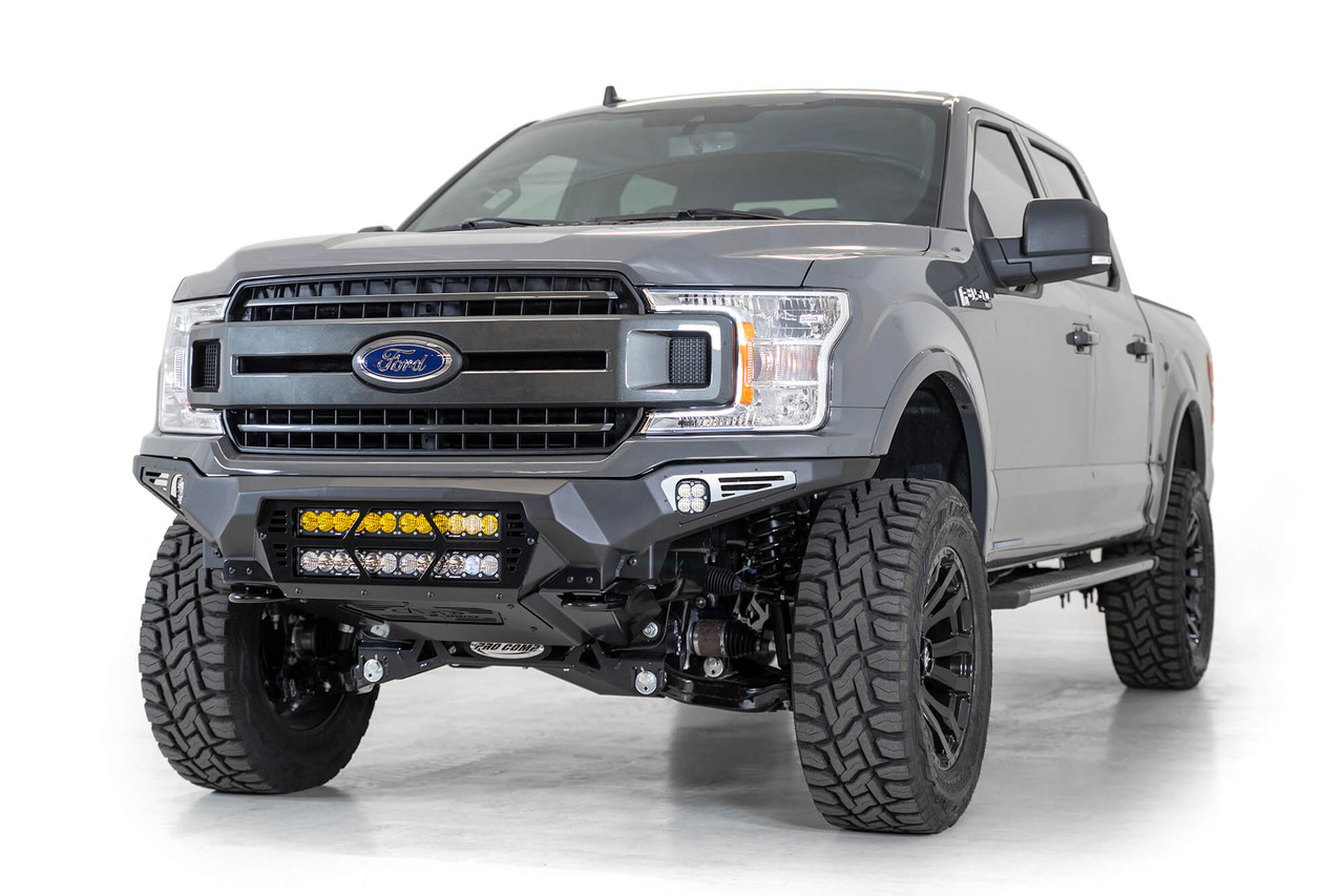 ADD Bomber Front Bumper For 18-20 Ford F-150 - F180012140103