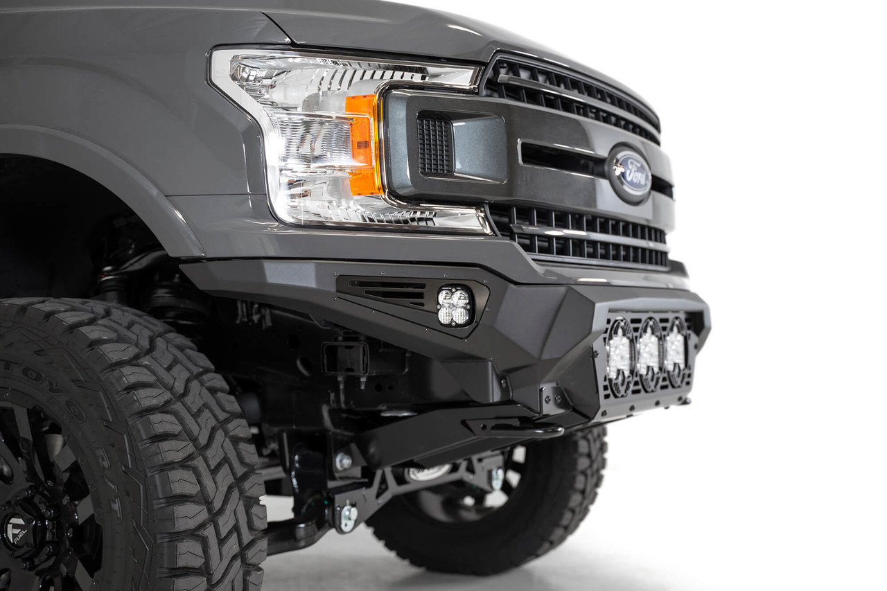 ADD Bomber Front Bumper (Baja Designs) For 18-20 Ford F-150 - F180014100103