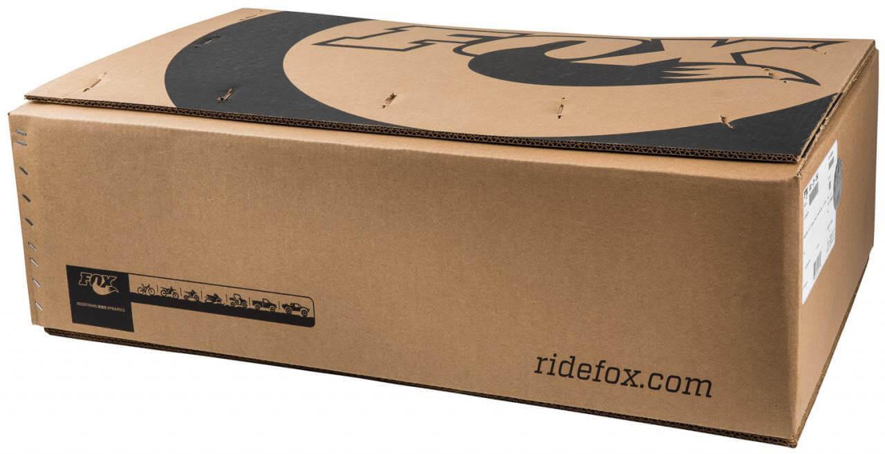 """Fox 2.5 Front Reservoir Adjustable Shocks 2-3"""" For Jeep Wrangler JL - 883-26-050"""