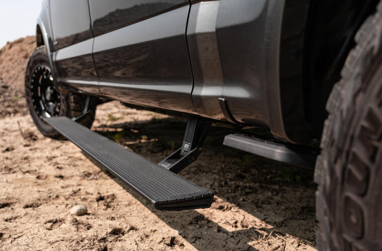 AMP Research PowerStep Xtreme Running Boards For 2021 Ford F-150 - 78152-01A