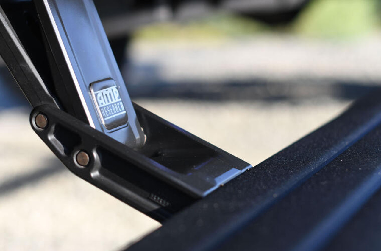 AMP Research PowerStep Smart Running Boards For 2021 Ford Raptor - 86152-01A