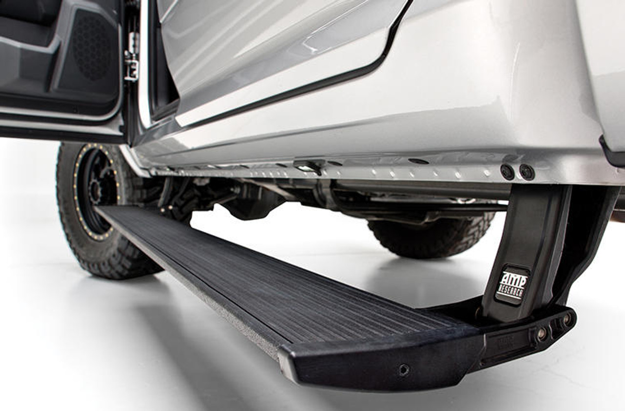 AMP Research PowerStep Running Boards For 19-21 Ram 1500 - 76240-01A