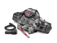 Warn 88980 ZEON 8 With 8,000 Lb Capacity Winch