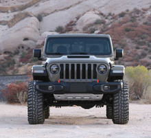 """Fabtech 2"""" Sport II Lift Kit With Shock Extensions For Jeep Gladiator Mojave - K4184"""