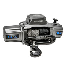 Superwinch SX10SR 10,000 Lb Capacity With Synthetic Rope - 1710201