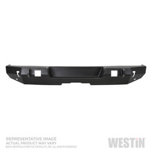 Westin WJ2 Rear Bumper Without Sensors For Jeep Gladiator - 59-82065