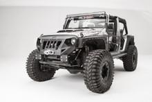 Fab Fours Grumper For 07-18 Jeep Wrangler JK - GR1000-1