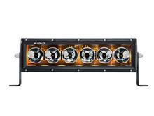 "Rigid Industries 210043 Radiance 10"" Amber Backlight LED Light Bar"