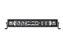 "Rigid Radiance 20"" LED Light Bar With White Backlight"