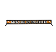 "Rigid Radiance 30"" LED Light Bar With Amber Backlight"