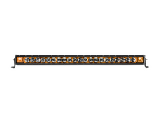 "Rigid Radiance 40"" LED Light Bar With Amber Backlight - 240043"