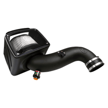 S&B 75-5091D Cold Air Intake For 07-10 Chevy / GMC Duramax LMM 6.6L (Dry)