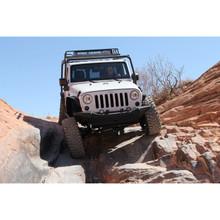 "Icon 3"" Stage 4 Suspension System For 07-18 Jeep Wrangler JK - K22004"