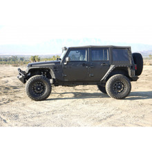 "Icon Dynamics 4.5"" Stage 1 Suspension System for 2007-2018 Jeep Wrangler JK (K24001)"
