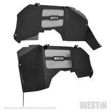 Westin Front Inner Fenders For Jeep Wrangler JL/Gladiator - 62-11025