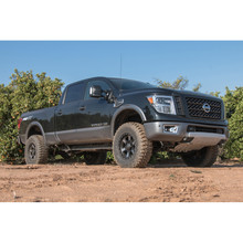 "Icon Dynamics 3"" Stage 1 Suspension System for 2016-UP Nissan Titan XD (K83031)"