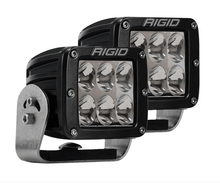 Rigid D-Series Pro HD Pod Driving LED Lights - 522313