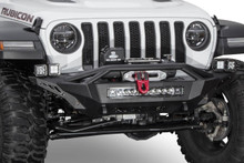 ADD Stealth Fighter Winch Front Bumper For Jeep Wrangler JL/Gladiator - F961232080103