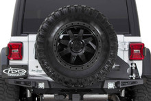 ADD Stealth Fighter Tire Carrier For Jeep Wrangler JL - T96912NA01NA