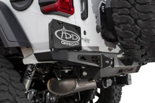 ADD Stealth Fighter Rear Bumper For 18-20 Jeep Wrangler JL - R961121280103