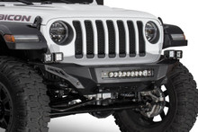 ADD Stealth Fighter Front Bumper For Jeep JL/JT - F961192080103