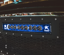 "Rigid Industries 34001 Radiance Plus Curved 40"" Blue Backlight LED Light Bar"