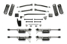 "Fabtech 5"" Trail Lift Kit With Dirt Logic 2.25 Shocks For Jeep Gladiator - K4176DL"