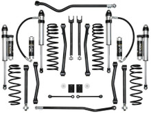 "Icon Dynamics 2.5"" Stage 7 Suspension System for 18+ Jeep Wrangler JL - K22017"