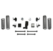 """Fabtech 3"""" Sport Lift Kit W/ Shock Extensions For Jeep Wrangler Unlimited JL - K4106"""