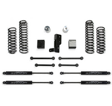 "Fabtech 3"" Sport Lift Kit W/ Stealth Shocks For 18-19 Jeep Wrangler Unlimited JL – K4107M"