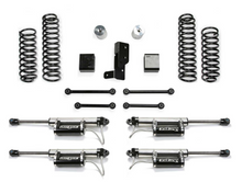 "Fabtech 3"" Sport Lift Kit W/ Dirt Logic 2.25 Resi Shocks For Jeep Wrangler Unlimited JL – K4108DL"