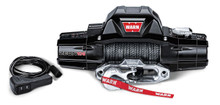 Warn ZEON 10-S Synthetic Rope With 10,000 Lb Capacity Winch - 89611