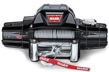 Warn ZEON 8-S Synthetic Rope With 8,000 Lb Capacity Winch - 89305