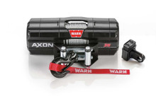Warn 101135 AXON 35 Steel Rope Power Sport Winch