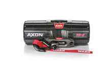 Warn 101130 AXON 35-S Synthetic Power Sport Winch
