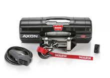 Warn AXON 45 Steel Rope Power Sport Winch - 101145