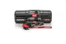 Warn AXON 45-S Synthetic Rope Power Sport Winch - 101140