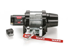 WARN 101025 VRX 25 Wire Rope Powersports Winch