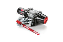 WARN 101035 VRX 35 Wire Rope Powersports Winch