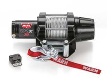 Warn VRX 35 Wire Rope Power Sport Winch - 101035